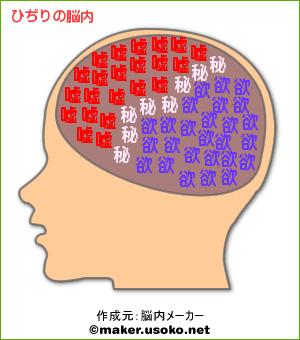 脳内ひぢり