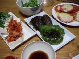 14日夕食