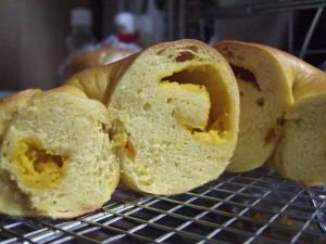 かぼちゃクリームチーズ