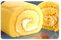 アイスの家ロールケーキ
