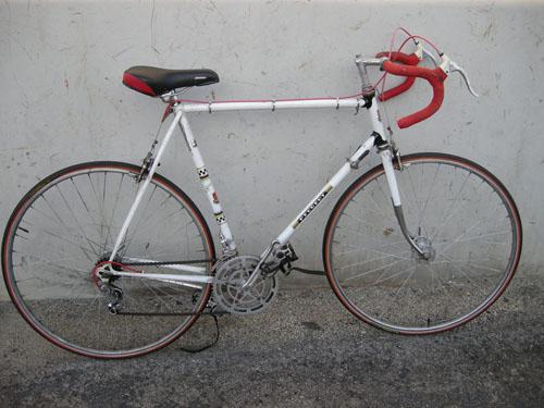ヴィンテージ自転車 プジョーPR10L
