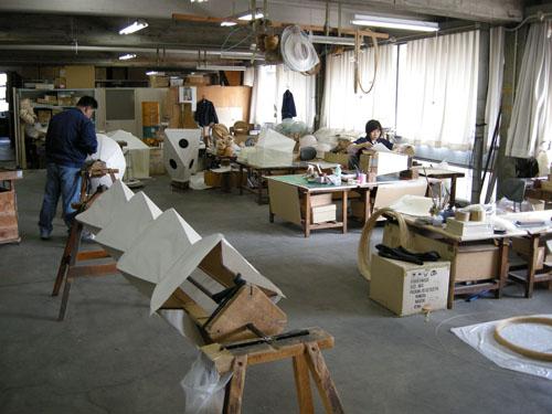 AKARI工場見学