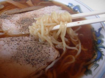 三日月軒中町麺