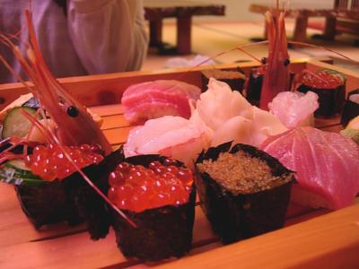 男寿司にぎり