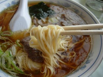 皿屋中華麺