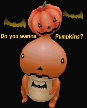 かぼちゃタッピー