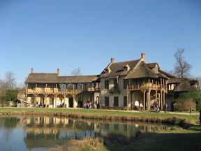 王妃の村落