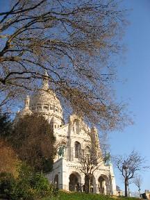 サクレ・クール寺院 外観