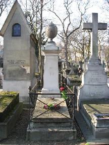 モローのお墓