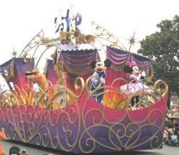 25周年パレード