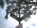 チャイナタウン標識