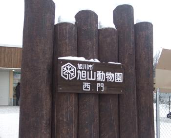 朝日山動物園1
