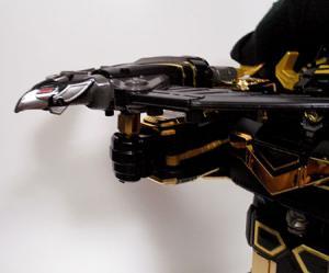 ブラック銀鎧王23