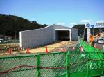 宇和島の津島道路2