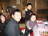 甥っ子の二男の誕生会