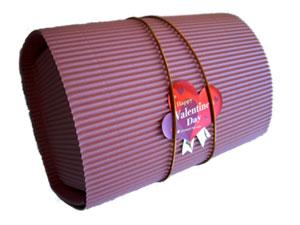 バレンタインクッキー(箱) 750円