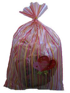 バレンタインクッキー(袋・中) 500円