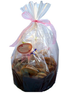 バレンタインクッキー(袋・大) 900円