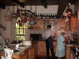 クローヌ家台所