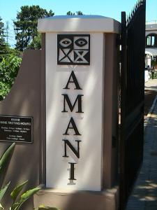 amani gate