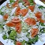 自然薯サラダ~♪