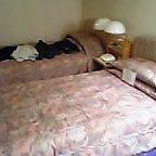 ツインのシングルユ~スてベッドに服ならべられる以外意味ない思う…