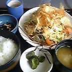 野菜炒め~