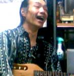 村山義光先生が笑う
