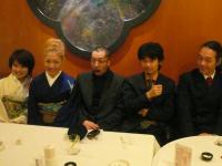 主催者KAZUさんと出演メンバー