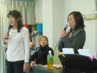 2007.02.25始まりました「ぴよぴよ音楽会」