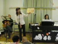 2007.02.25大畑明子先生が絵本を読みます