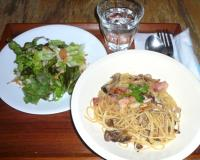 2007.02.26【common cafe】の 「cafe millet」のパスタ。美味しい!(