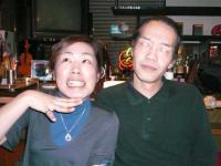 2007.03.03お客様(誰かな?笑)とg村山義光氏
