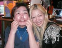 2007.03.03お客様と(誰かな?笑)とvo藤村麻紀さん