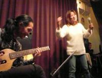 2007.03.07.本当に楽しそうな村山義光氏と小柳淳子さん