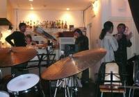 LIVE前の【common cafe】