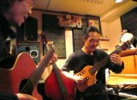 飛び入りg 武藤ケンイチさんと村山義光氏