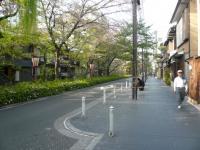 こちら京都の木屋町通り