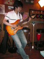 村山義光氏のギターのお弟子さん「じょんあば」さん登場