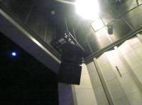 会場【KOKO PLAZA ココプラザ 青少年文化創造センター】のスピーカー