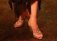 vo藤村麻紀さんの綺麗な足
