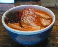 京都で辛味噌ラーメン