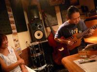 g村山義光氏のギターソロ