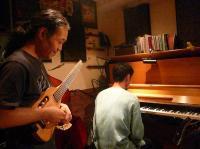 vo青山奈穂子(なんしー)さんの旦那様はピアニストなのです