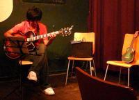 g金井優貴さんのギターソロ