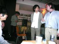 g村山義光氏g馬場孝喜さんとマスターとギタリストのお客様