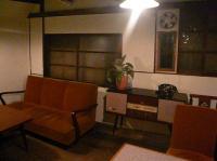 モノカフェ【ワヲン】奥の部屋
