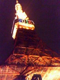 村山義光氏撮影・東京タワー