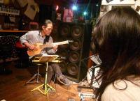 ギターソロ村山義光氏