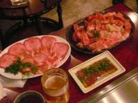 vo北橋美輪子さんの地元の行きつけの超美味しい焼肉屋さんで打ち上げです